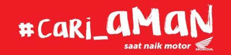 Logo Tagline #Cari Aman