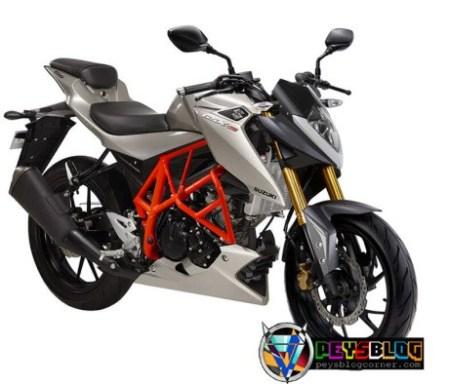 Modifikasi Suzuki GSX-S150 - Lebih gahar