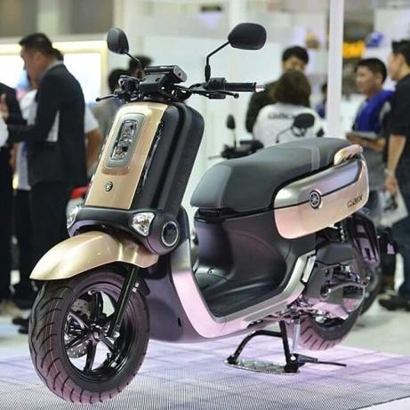 Yamaha QBIX Thailand