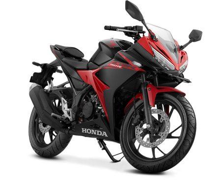 CBR150R - Victory Black Red