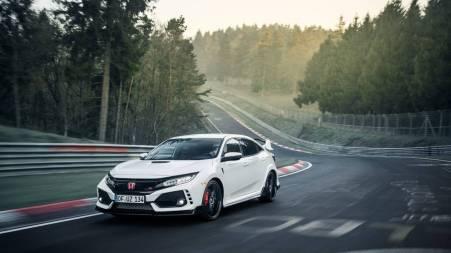 Civic Type R Pecahkan Rekor Nurburgring (lagi)