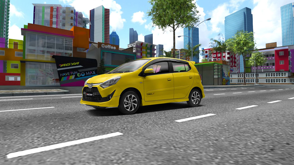 Ini Harga New Toyota Agya, Tembus 150 Juta Bro ...