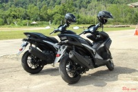 Test Ride Aerox 155 di Sirkuit Marina (11)