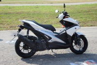 Test Ride Aerox 155 di Sirkuit Marina (15)