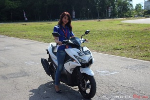 Test Ride Aerox 155 di Sirkuit Marina (20)