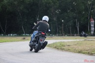 Test Ride Aerox 155 di Sirkuit Marina (30)