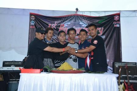 Deklarasi Asosiasi Honda Sonic Independent Indonesia (AHSII)