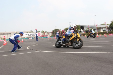 Astra Honda Safety Riding Instructor Competition (AH-SRIC)