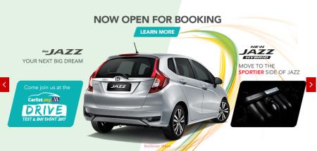 Bocoran Jazz facelift Honda Malaysia