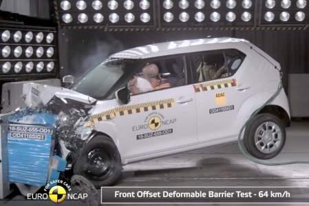 Crash Test Ignis