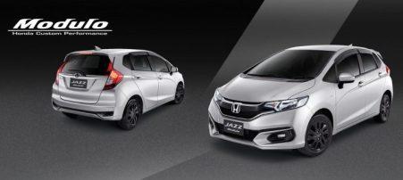 Honda Jazz Facelift 2017 - Modulo