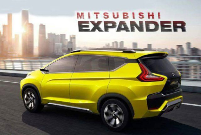 Versi Produksi Dari Mitsubishi Xm Concept Disebut Mitsubishi Expander Mivecblog Com