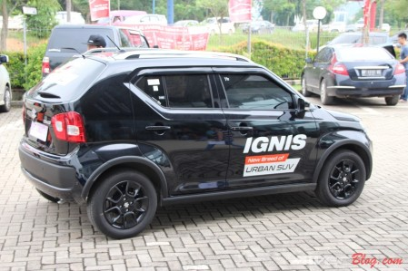 Test Drive Suzuki Ignis - Batam