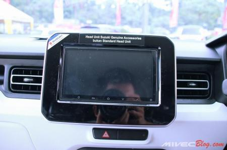 Head Unit SGA