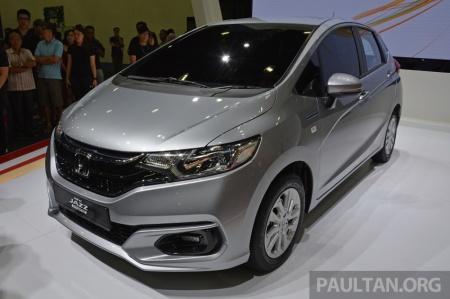 Honda Jazz Facelift 2017 - Malaysia
