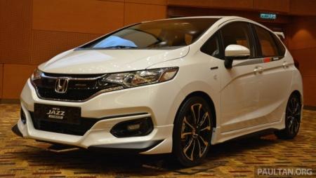 Honda Jazz Facelift 2017 - Mugen