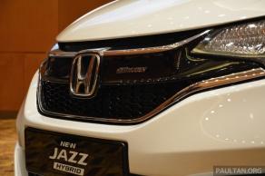 Honda Jazz Facelift 2017 - Malaysia (6)
