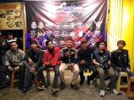 Perwakilan delegasi dari Bogor