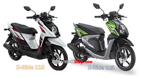 X-Ride 115 vs X-Ride 125