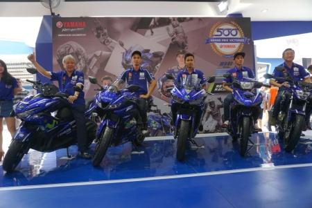 5 Motor Yamaha Livery Movistar