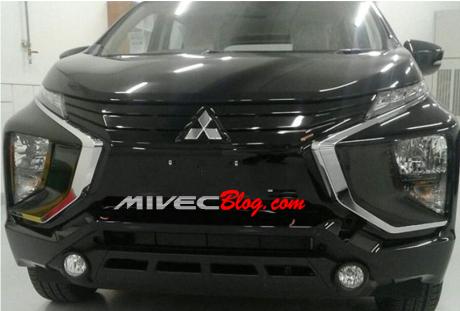 Wajah Mitsubishi Expander