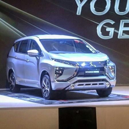Launching Mitsubishi Expander