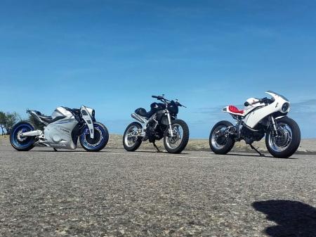 Hasil Modifikasi CBR250RR dalam Honda Dream Ride Project