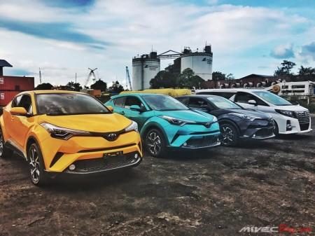 Toyota C-HR Batam