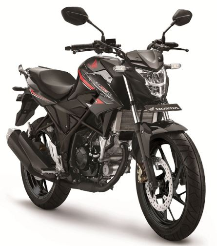 Honda CB150 Standart Edition Macho Black