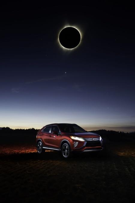 Mitsubishi Motors Eclipse Cross: First Contact
