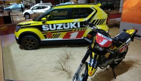 Suzuki Ignis Motocrosser Style