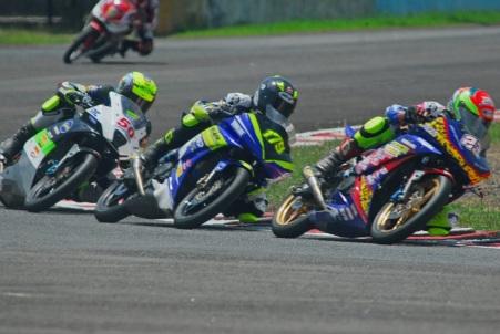 Dominasi Yamaha di kelas 150cc IRS 2017