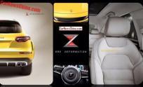 Badge Z Zotye SR9 Deformation