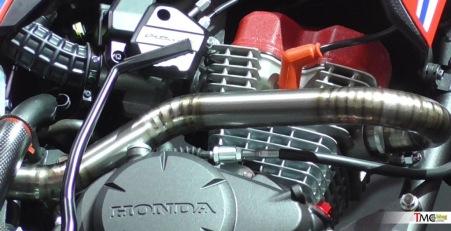 Meisn Honda CRF150 di GIIAS 2017