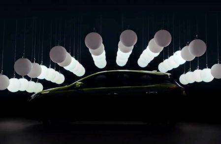 Teaser Toyota Yaris 2018