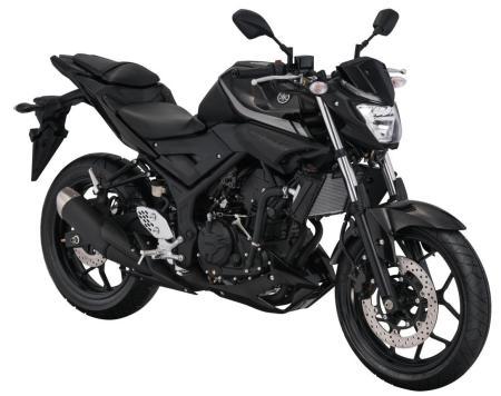 Yamaha MT-25 Black Metalic