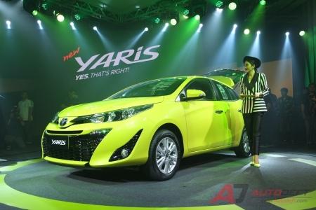Launching Toyota Yaris 2018 (9)