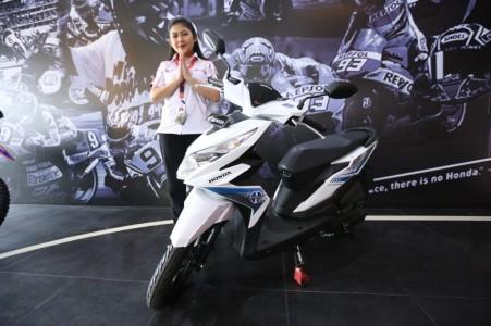 Promo Honda Beat di Capella Honda