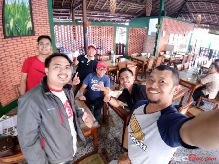 Bersama Mbah Bonsai, Mang Asep dan Mas Irfan Gas Ke Honda BIkers Day 2017