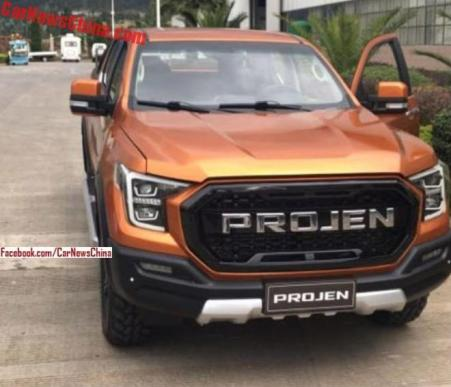 Projen China - Copycat F150 Raptor (2)