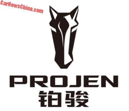 Logo Projen - Kepala Kuda