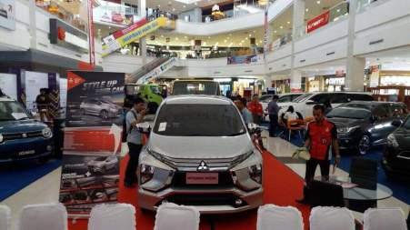 Mitsubishi Xpander di Kepri Mall Batam