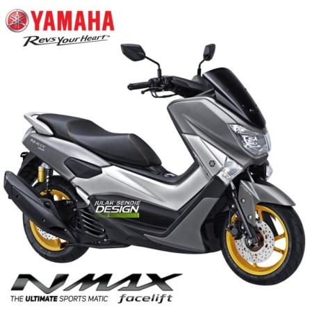NMax Facelift 2018 ala Julak Sendie