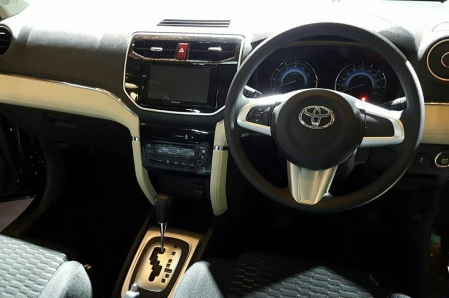 Interior All New Rush