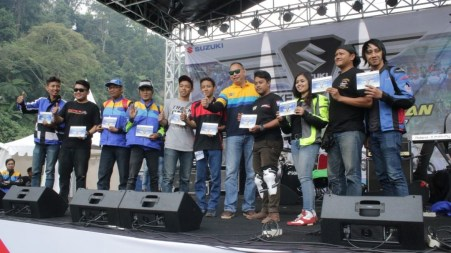 Suzuki Bike Meet Jabar 2017
