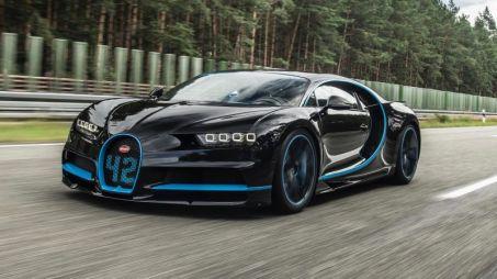 Bugatti Chiron Special 42 detik