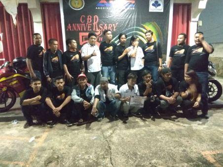 CBR Club Bintan Anniversary