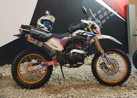 CRF150L Modifikasi