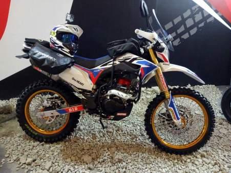 CRF150L Custom