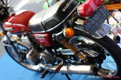GT185 Twin - Suzuki Bike Meet Batam - Mivecblog (7)
